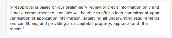Wells Fargo Disclaimer